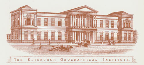The Edinburgh Geographical Institute
