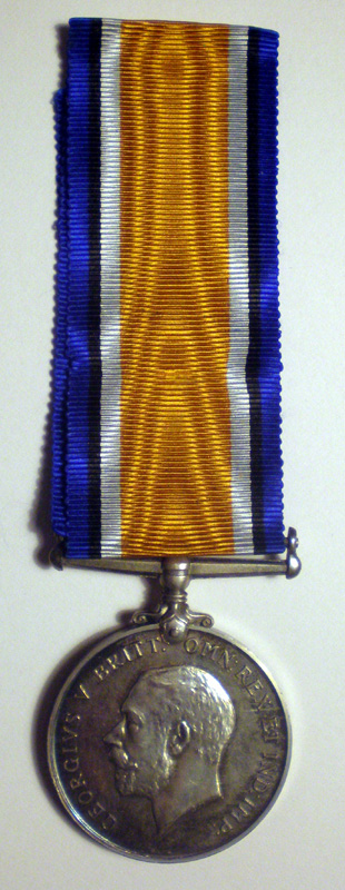 British War Medal 1914-1918