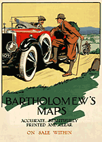 'Putting Scotland on the map: The world of John Bartholomew & Son' Exhibition